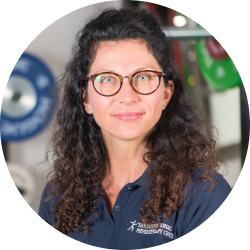 Lisa Van Gisbergen Pilates Instructor Bio Img