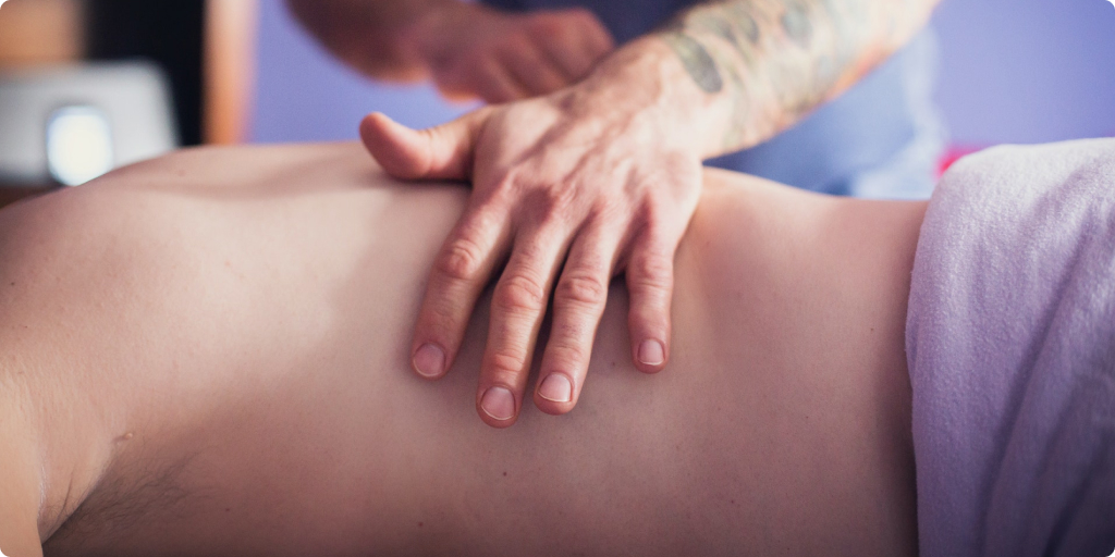 Massage Therapy Banner Img